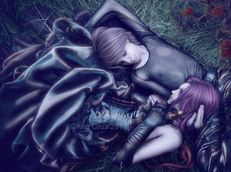 Sweet death like poison by LuneBleu
