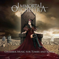 Immortal Orchestra - CD Cover by LuneBleu
