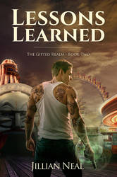 Lessons Learned - Book Cover by LuneBleu