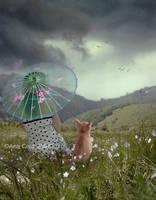 Beyond my dreams by LuneBleu