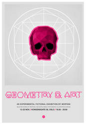 Geometry and art Poster series by XxMortanixX