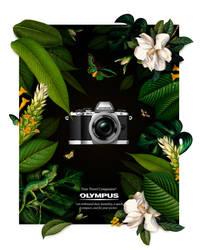 Olympus Travelcamera by XxMortanixX