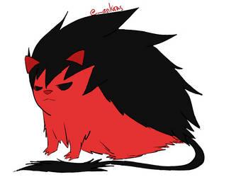 He's a hedgehog by hmmfrog