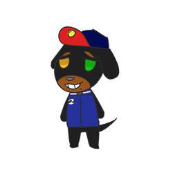 A good boy! by hmmfrog