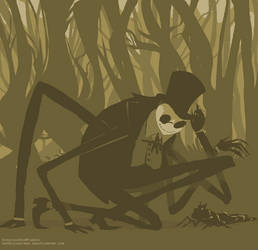 little firefly by Spoonfayse