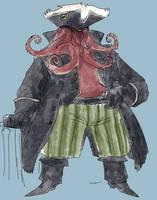 Redbeard by Spoonfayse