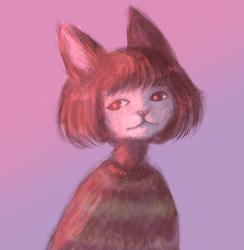 girlcat by Spoonfayse