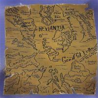 The Lost Kingdoms of Deviantia by FieldsOfFire