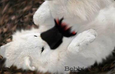 Bobbie and Vextion by 93bobbie06