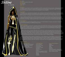 Sistine by psalm16