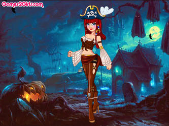 A Pirate by sportacusgirl