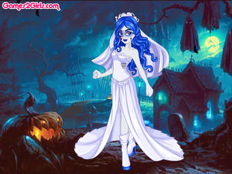 The Corpse Bride by sportacusgirl