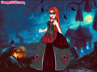 A Vampire by sportacusgirl