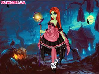 A Witch by sportacusgirl