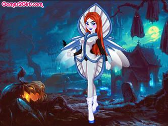 An Ice Fairy by sportacusgirl