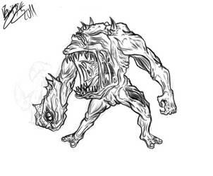 SketchTraining-01 Shoopdawop by Monztruo