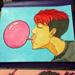 bubblegum. by x-Forgotten-One-x