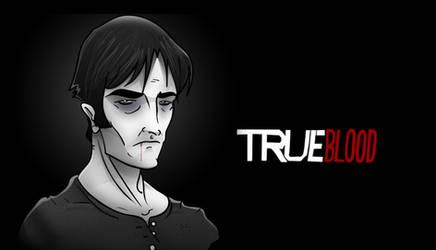 Vampire Bill - True Blood by xXStormCroweXx