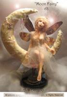 Moon Fairy by adartstudio