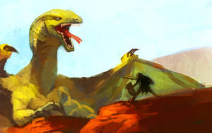 I Heart Dragons by Mudora
