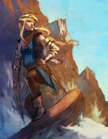 TLC - The Queen of Nothing - Zelda by Mudora