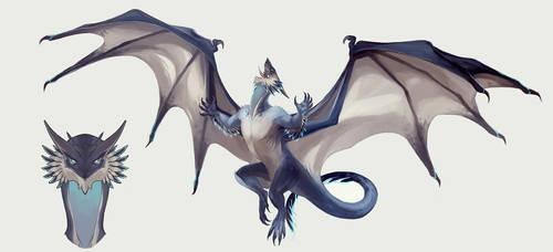 Leroy's Dragonform by Mudora