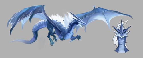 Janine Dragonform by Mudora