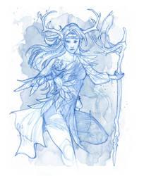 Keyleth by Mudora