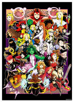 Marvel Women Unite by Saturn-Kitty