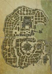 Citymap by Djekspek