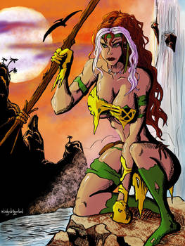 Savage Lands Rogue by Dragonlord42