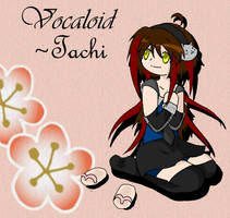 Vocaloid Tachi by HungrySohma16
