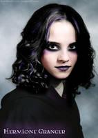 Hermione Granger by IMAGINARYxGIO