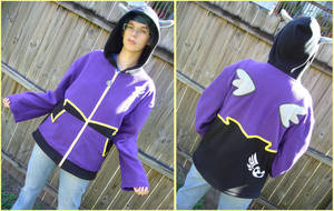 Shadowbolts My Little Pony FIM Hoodie by Monostache
