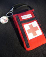 L4D First Aid Purse Wallet Purselet - Handmade by Monostache