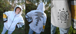 Custom Made My Little Pony Zecora Hoodie by Monostache
