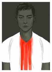 Vampire AU sketch by Jaba-Nonsense