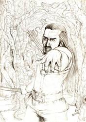 El Caballero de La Gorrrcha... by TheSecretWindow