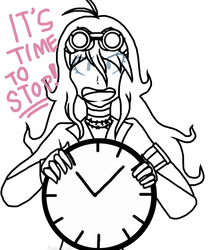 .: IT'S TIME TO STOP! : DR V3 : from PT :. by SiouxsieGaming2005