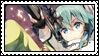 Sinon Stamp by StampsAndIconsPLZ