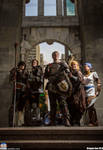 Dragon Age 2 Group - Dragon*Con 2013 by Cosplay4UsAll