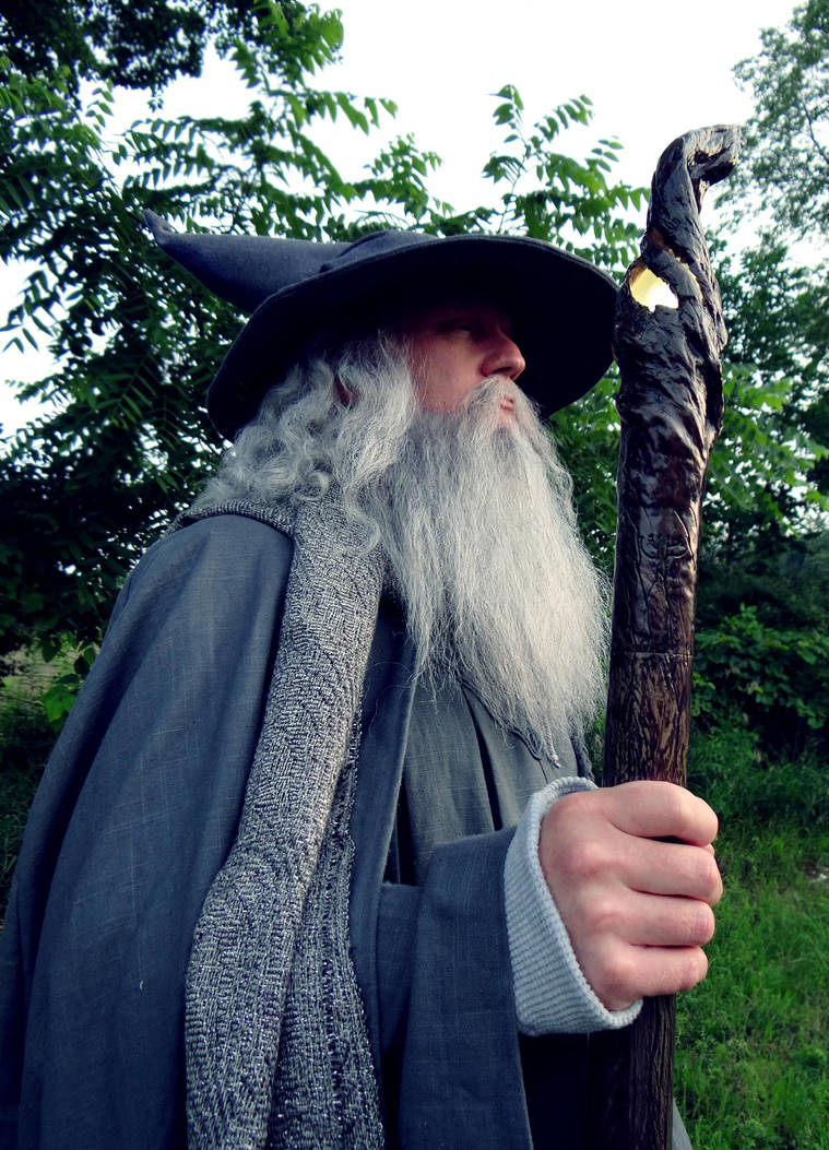 Gandalf The Grey - The Hobbit by Cosplay4UsAll