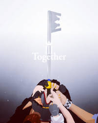 Kingdom Hearts III - Together by Markistic