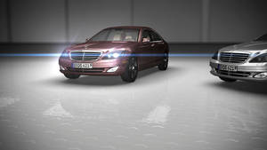 Mercedes S Class showcase by DesignedByJeff