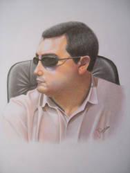 retrato - portrait by jpolanco