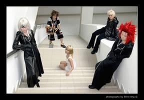 Kingdom Hearts II - 09 by ShiroMS08th