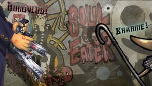 Death the Kid vs Excalibur by Kurohiku-Chi