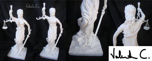 Justice Goddess by Valkyrie-21