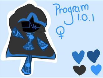 Program 101 REF by RibbonDove
