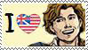 Nathan Hale Stamp by Imalshen